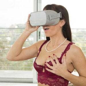 Casque réalité virtuelle porno VR sexe