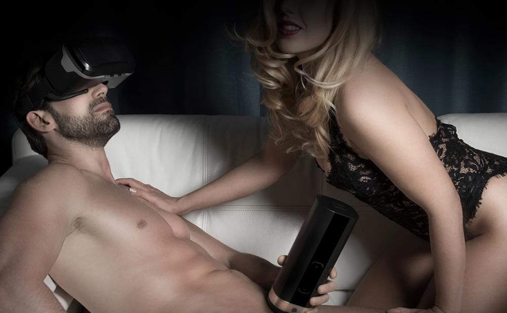 Sexe en réalité virtuelle sextoys