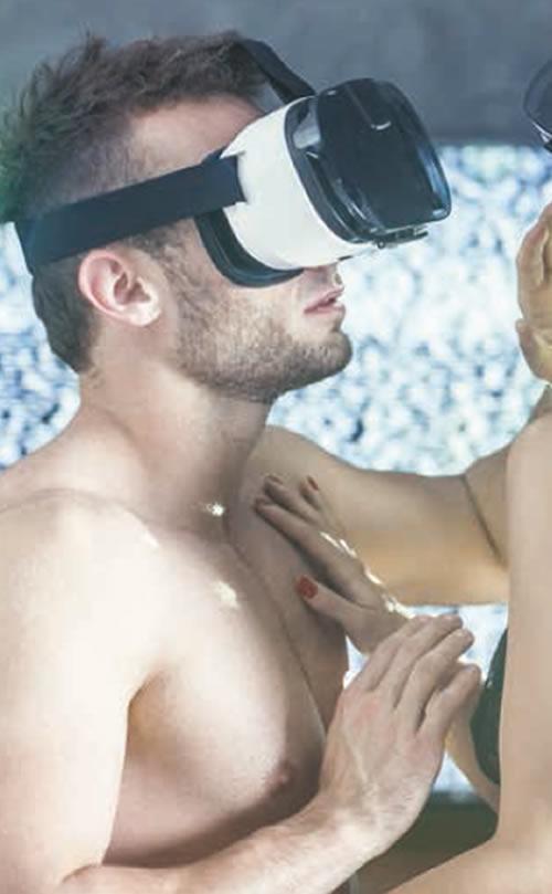 Meilleurs sites porno VR interactif