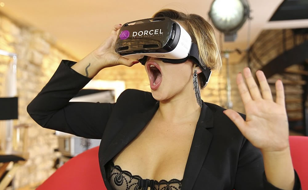 Porno VR pour femmes