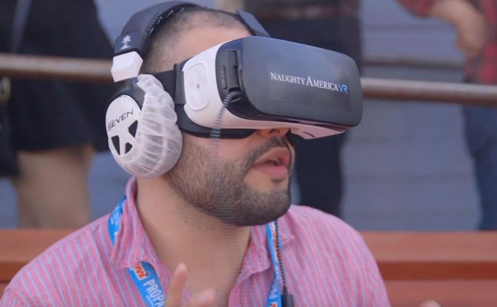 Evolution du marché du porno en réalité virtuelle VR